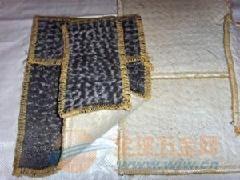 膨润土防水毯耐酸碱性能优良,防渗系数大