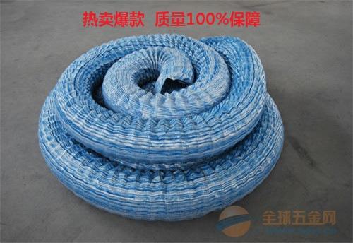 环向自熔式弹簧半圆排水管速粘速熔