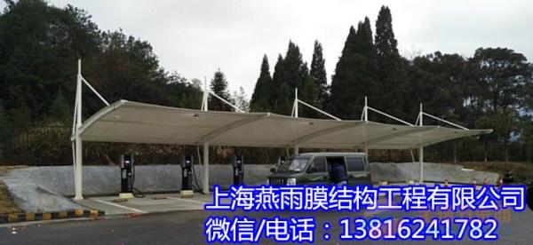 朱家角镇简单七字型品牌电动车车棚加工