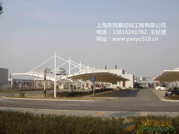 吴江市七字形电动自行车停车棚