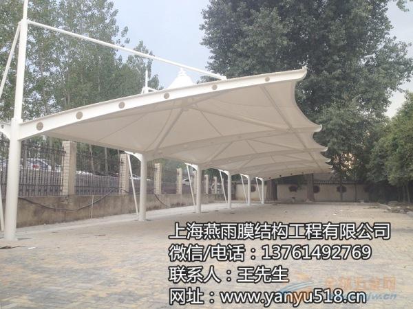 洪泽县定做车棚百度搜索燕雨停车篷