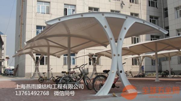 崇明區上海燕雨鋼結構車棚—廠家直銷