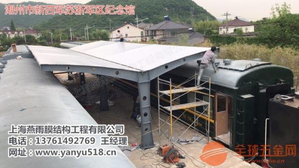 顓橋鎮自行車棚認準【燕雨】現代化設計