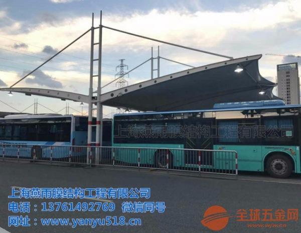 靖江市简易钢结构汽车停车篷|停车雨篷