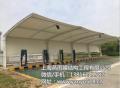 衢州膜结构停车篷_上海燕雨专业从事膜结构车棚行业_制作厂家