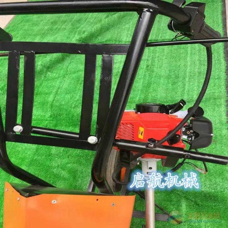 泰安 多功能背负式割草 侧挂式割草机