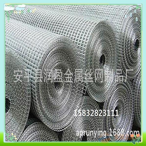 防护用大丝焊接铁丝网