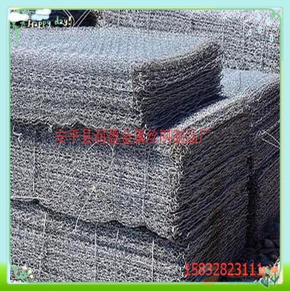银川热镀锌石笼网供应