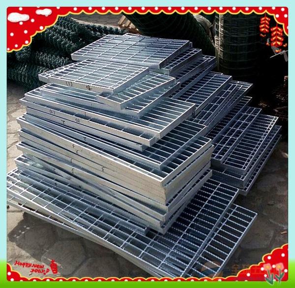 南宁 钢格板 钢梯踏步热镀锌钢格板