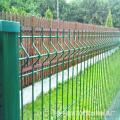 苏州三角折弯护栏 体育场围栏 交通防护护栏网 厂家