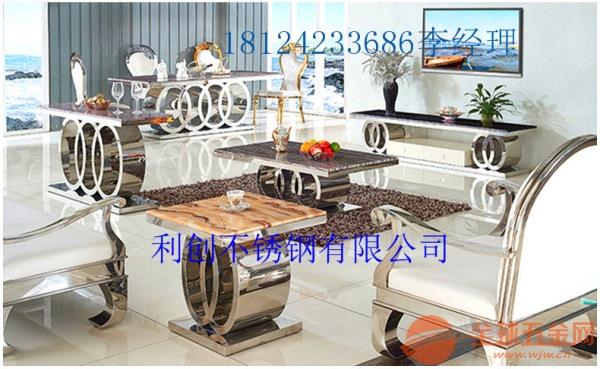黔东南拉丝不锈钢茶几工厂加工