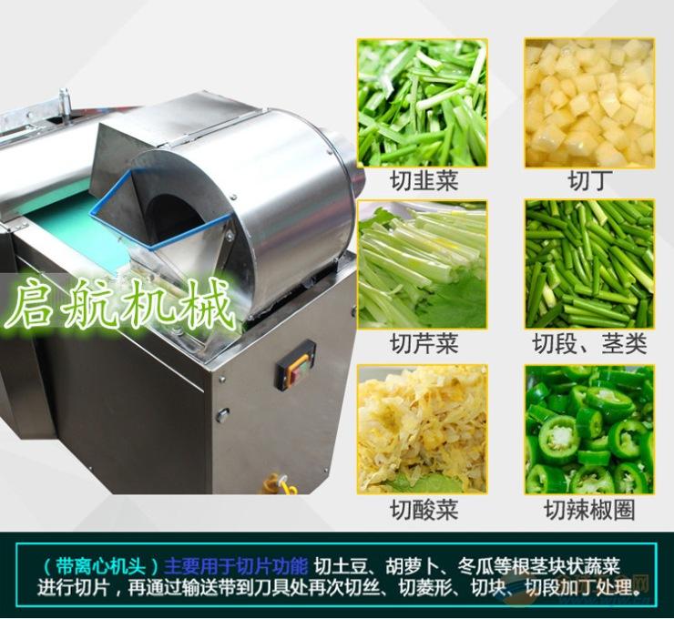 泰安 食堂切菜机 瓜果切丝切片机