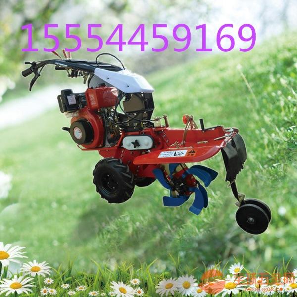 海兴县 出售各种型号开沟松土机 新款大葱培土机