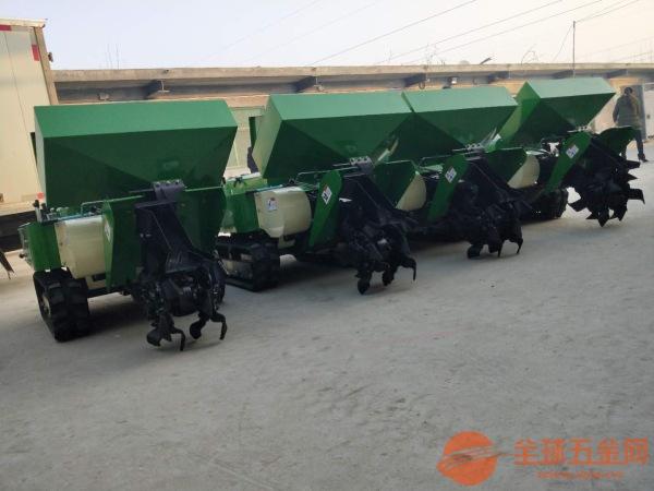 城区土壤种植开沟机履带式果园施肥机