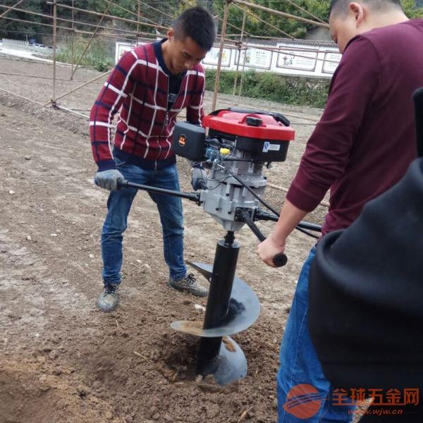 内江 多用挖坑机厂家 汽油挖坑机