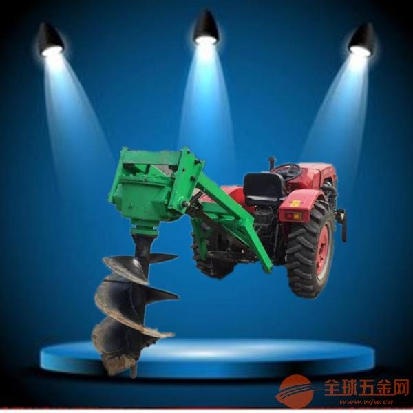 泰州多用挖坑机厂家各种型号苗圃种植挖坑机