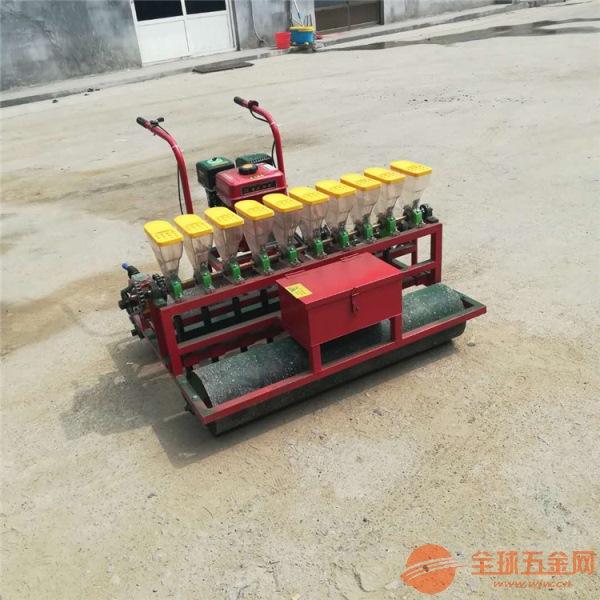揭西县高粱娃娃菜播种机拖拉机谷子播种机