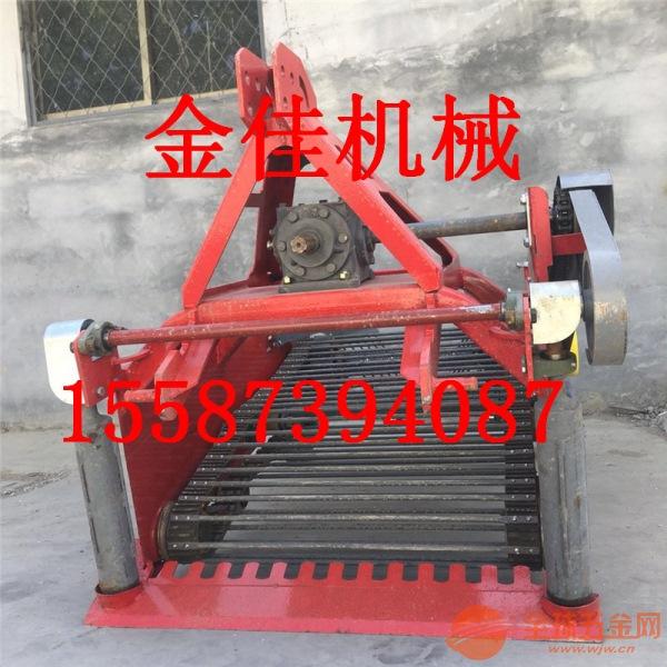 红薯挖果机厂家 马铃薯收获机 台儿庄土豆收获机