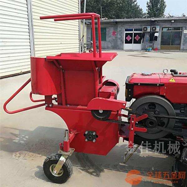 自走式收割机 多功能玉米收获机 单垄小型玉米收获机
