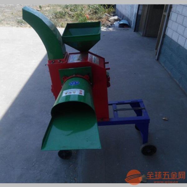 金佳供应大型青贮铡草机 多功能养殖场饲料铡草机