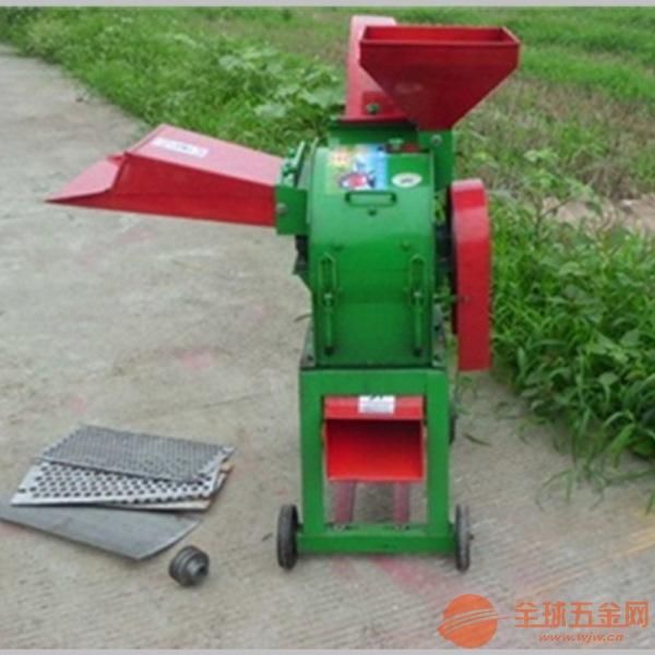 玉米秸秆铡草粉碎机 自走式玉米秸秆粉碎青贮机