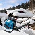 贵阳大棚吹雪机 2冲程吹雪机