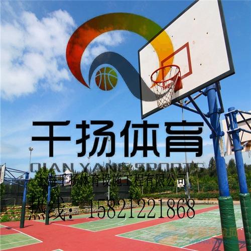 六安学校篮球场