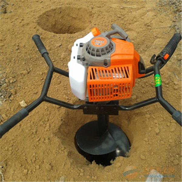 许昌小型家用地钻挖坑机保质保量