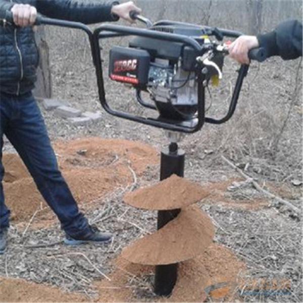 迁西便携式栽树挖坑机价格售后第一