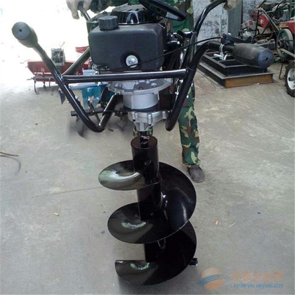 承德汽油小型挖坑机厂家高效低耗