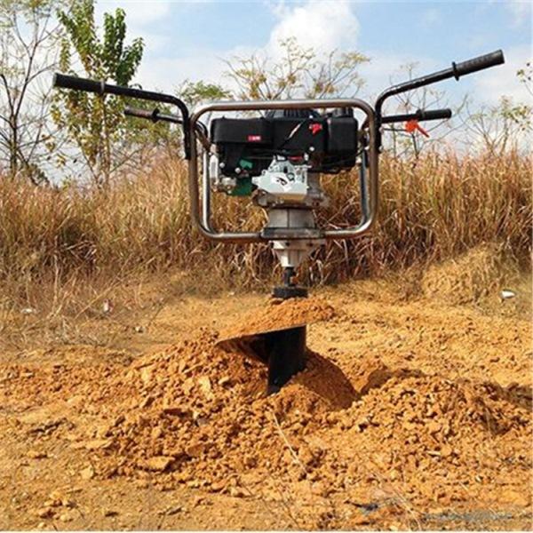唐县批发大马力挖坑机价格低廉节能产品