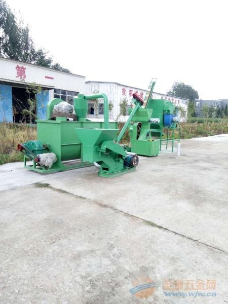 吉木乃县混合料自动饲料颗粒生产线厂家