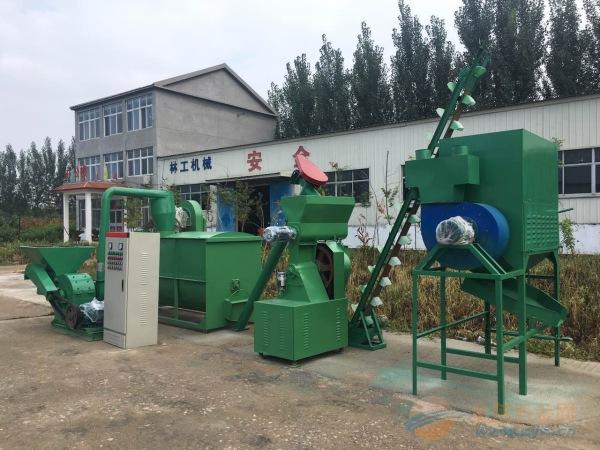 大荔县饲料颗粒机厂家直销价格低