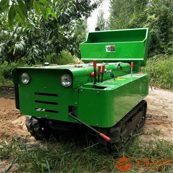 宁陵县供应优质履带旋耕除草机设备