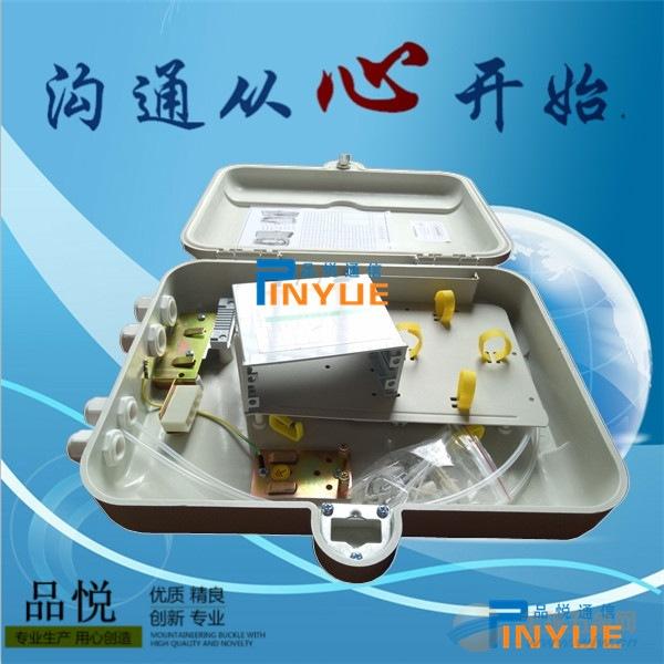 16芯光缆分光箱细节展示