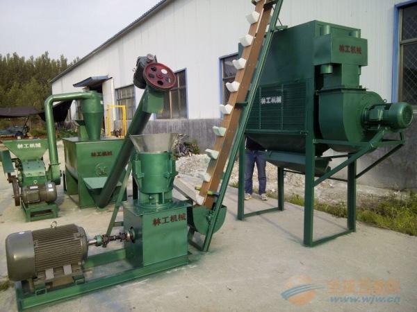 威远县畜牧饲料颗粒加工机器环保高效