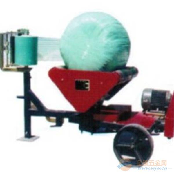 潍城区打捆包膜机 全自动厂家供货
