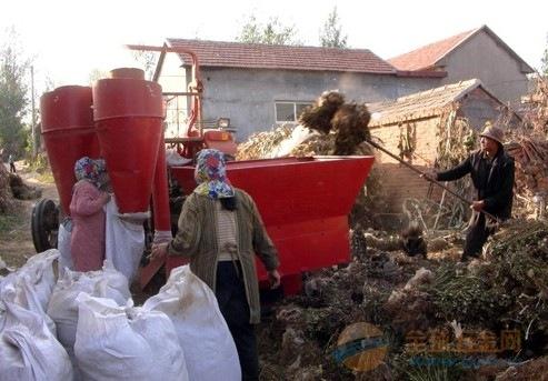 秀峰区自动进料豆秸粉碎机推荐生产厂家