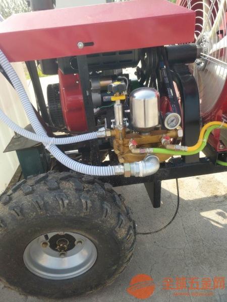 风送式果园喷雾机