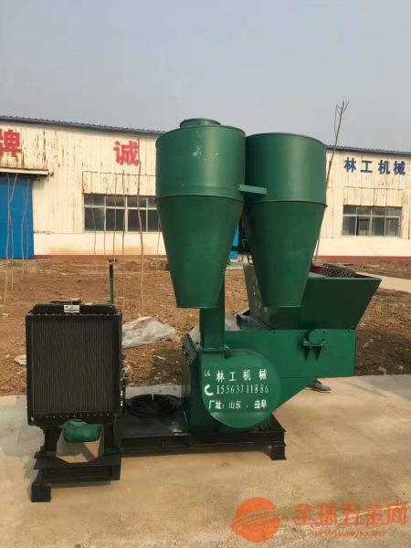 朝阳稻草秸秆自动进料粉糠机品质保证