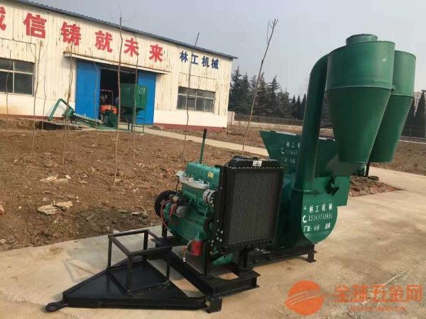 上林县沙克龙除尘自动进料秸秆粉碎机厂家直销