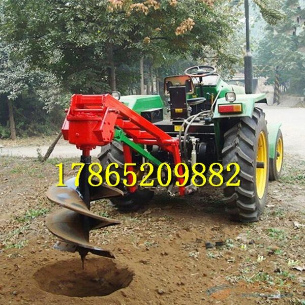 挖坑机植树挖坑机电线杆机械厂家