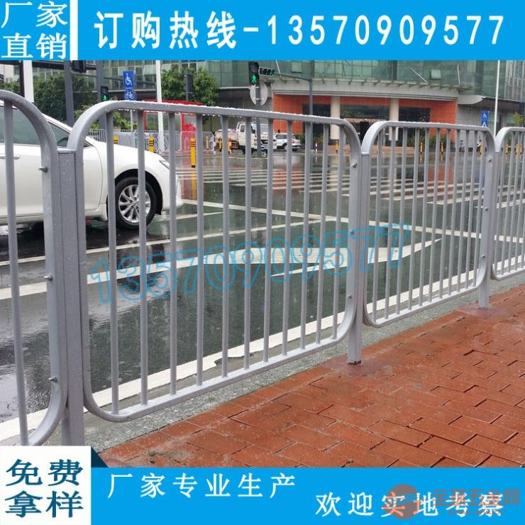 京式护栏 汕尾倒u型京式护栏 肇庆m型道路护栏 城市公路隔离栏