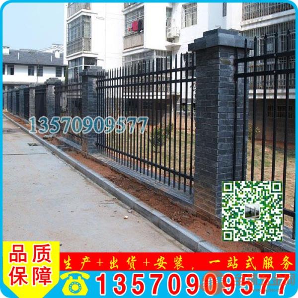 深圳工厂围栏 广州锌钢护栏专业生产厂家 各种规格可支