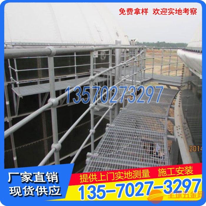 文昌平台球型扶手 海口Q235三球立柱护栏 热镀锌球接栏杆定做