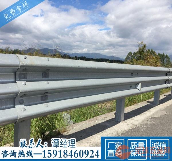 海南哪里有波形护栏 高速路国标波纹板 五指山道路防撞围栏