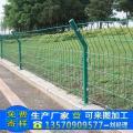 厂价促销 优质双边丝护栏网 海口高速路围栏网 临高养殖地隔离网