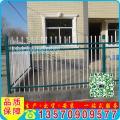 花园锌钢栅栏 深圳小区组装栏杆价格 湛江公园铁艺围栏包送货