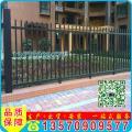 湛江小区围墙围栏 花园外墙防爬栏杆 广州厂区铁艺护栏批发价