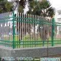 佛山小区铁艺围墙护栏 热镀锌锌钢护栏定制直销 广州铁艺栅栏厂